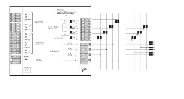 BPC EMM5 Wiring Diagram - back view